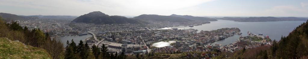 Bergen Fløibanen Funicular